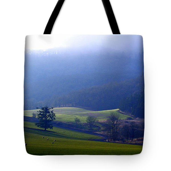 When Dawn Breaks Tote Bag