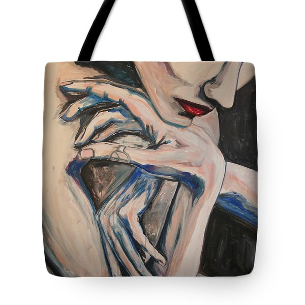When I Need Love Tote Bag