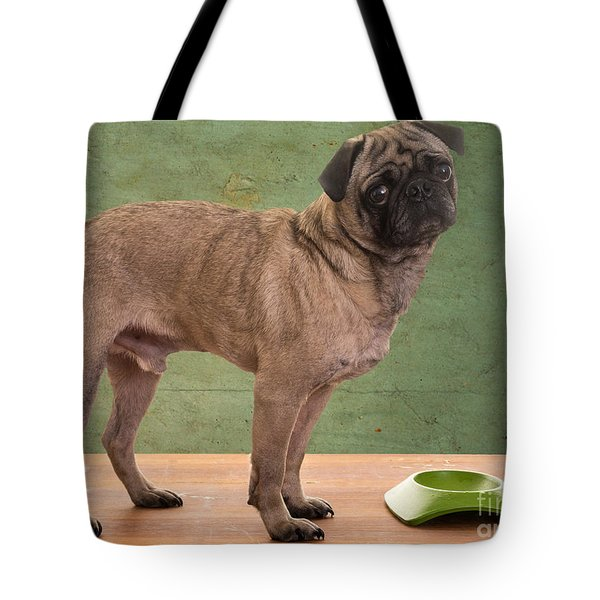When Is Dinner? Tote Bag by Edward Fielding