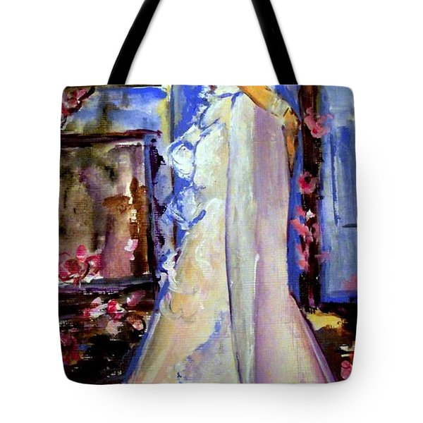 When Lovely Women Tote Bag