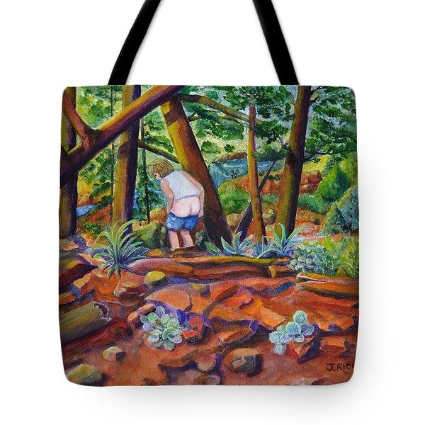 When Nature Calls Tote Bag