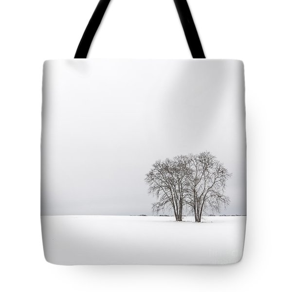 When Silence Fell Tote Bag