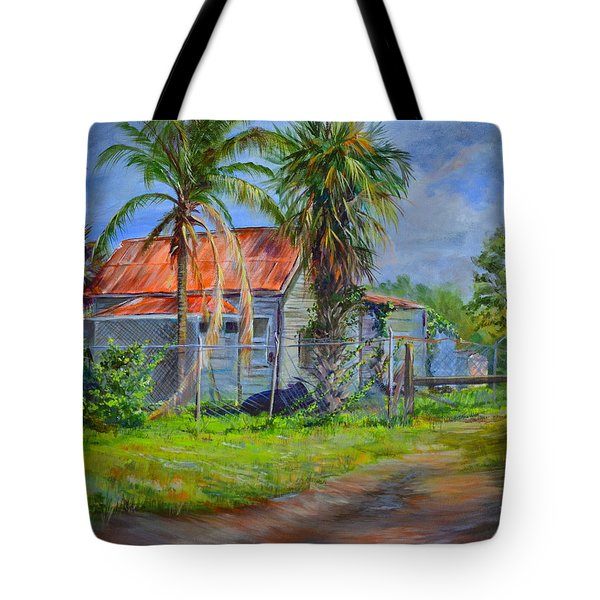 When The Cow Came Home Tote Bag by AnnaJo Vahle