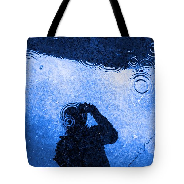 When The Rain Comes Tote Bag