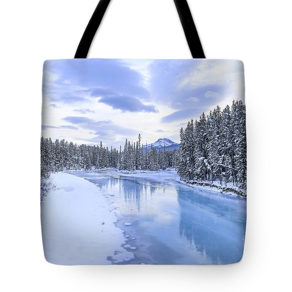 When The Trees Were Silenced Tote Bag