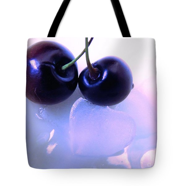 When Two Hearts Become One Tote Bag