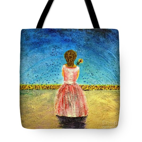 Where Angels Sleep Tote Bag