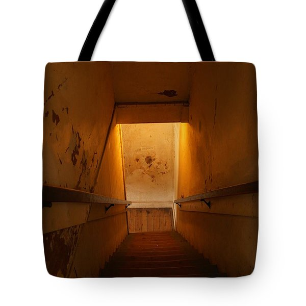 Where Billy The Kid Shot Bell Tote Bag by Jeff Swan