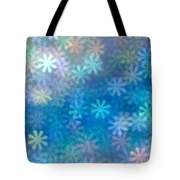 Where Have All The Flowers Gone Tote Bag by Dazzle Zazz
