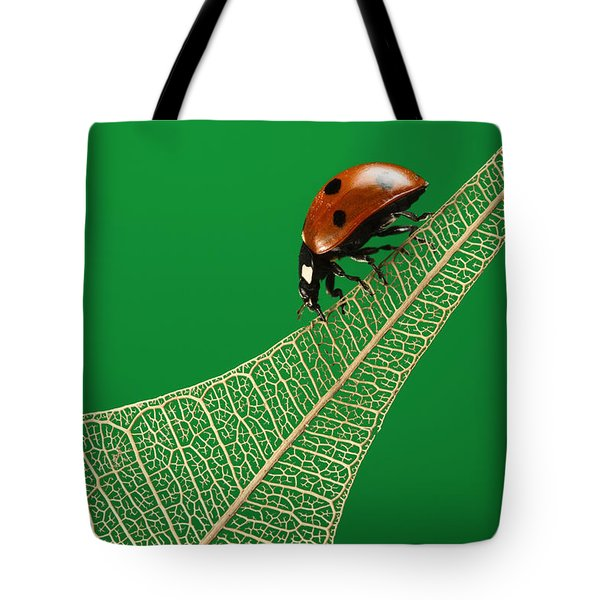 Where Have All The Green Leaves Gone? Tote Bag