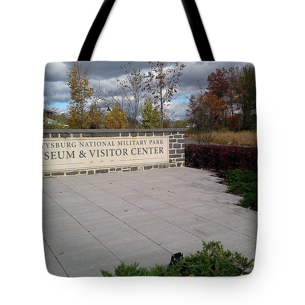 Where It All Started Tote Bag