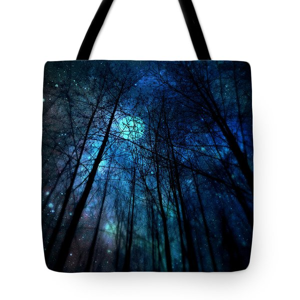 Where The Faeries Meet Tote Bag