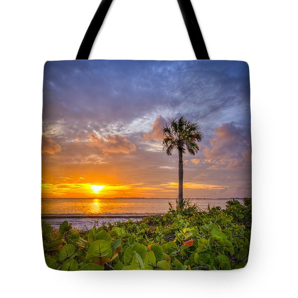 Where The Heart Is Tote Bag