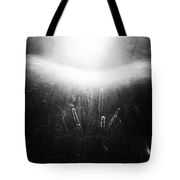 Where The Light Falls #iphoneography Tote Bag
