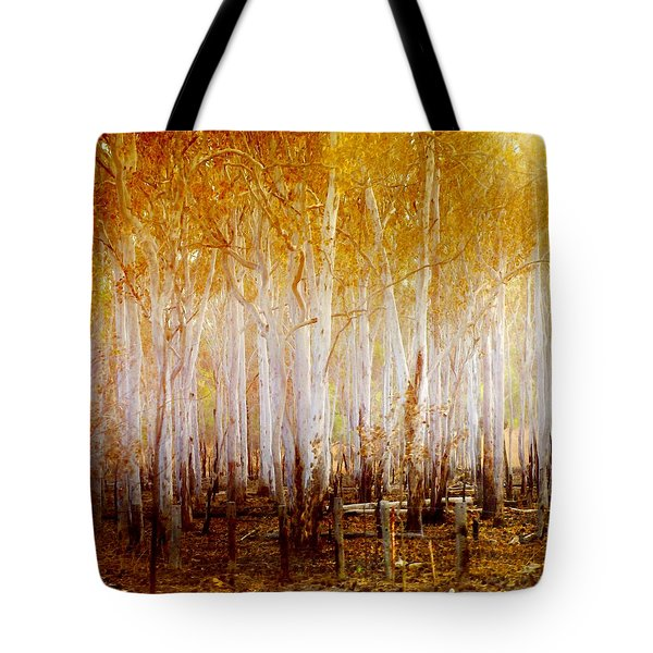 Where The Sun Shines Tote Bag