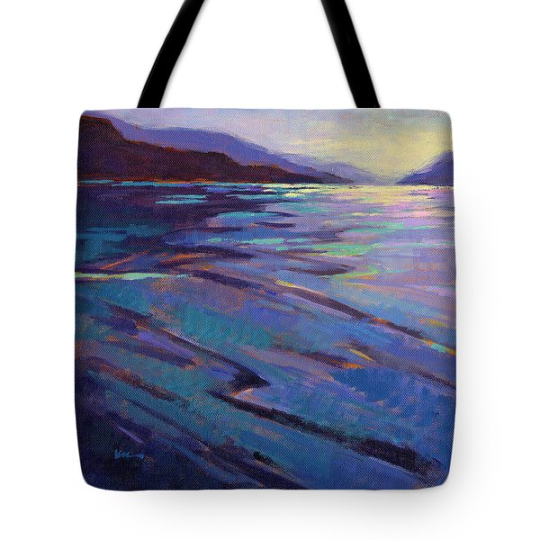 Where The Whales Play 3 Tote Bag