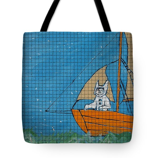 Where The Wild Things Roam Tote Bag by Robert Margetts
