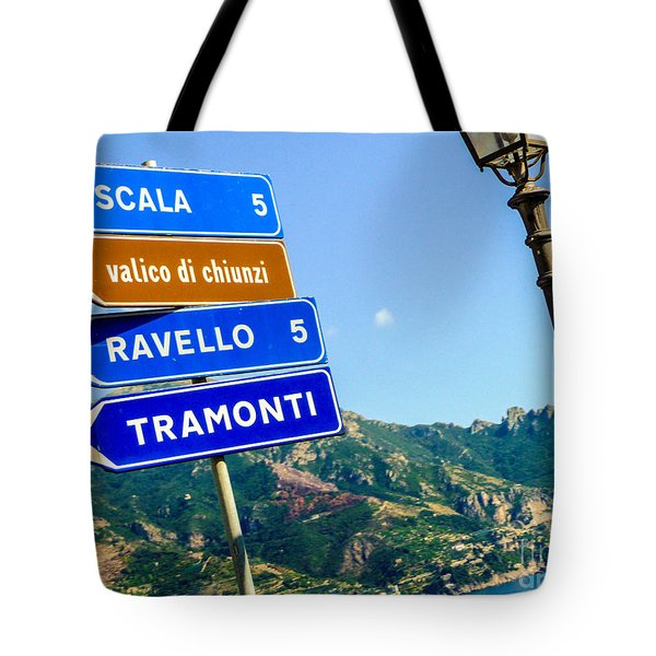 Tote Bag featuring the photograph Where To Go Next by Mike Ste Marie