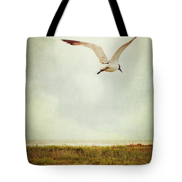 Where To Go? Tote Bag by Trish Mistric