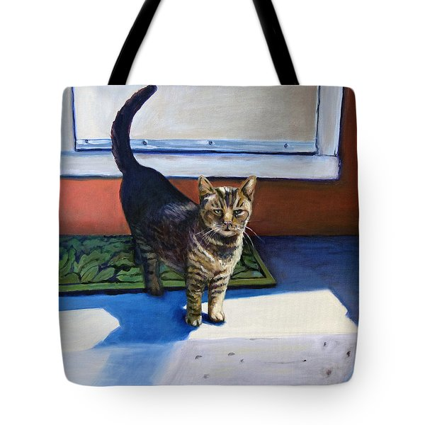Where's Breakfast? Tote Bag