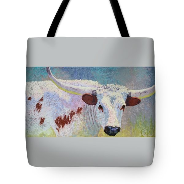 Where's Texas Tote Bag by Nancy Jolley