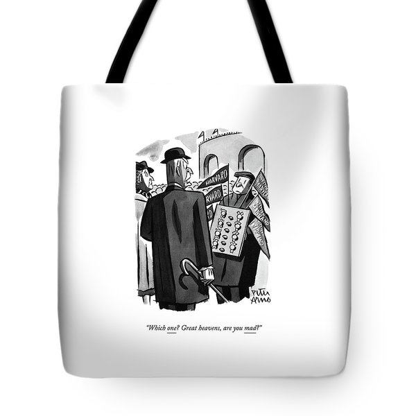 Which One? Great Heavens Tote Bag