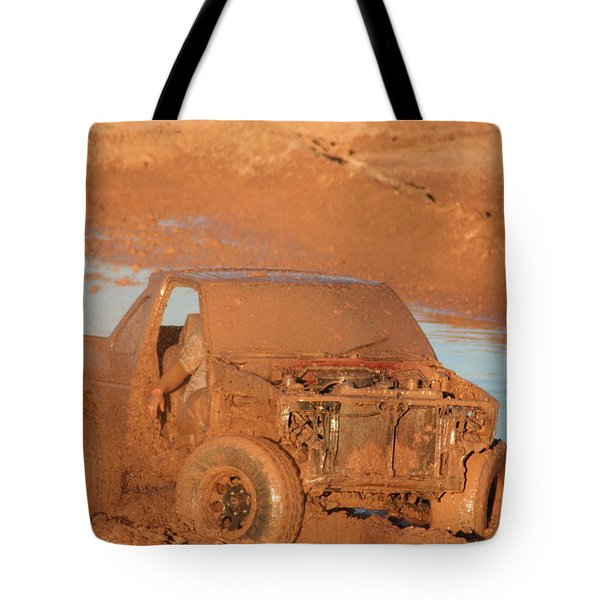 Which Way Tote Bag by David S Reynolds
