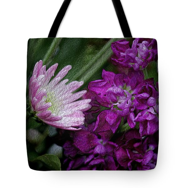 Whimsical Passion Tote Bag