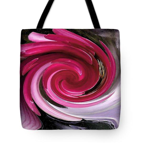 Whirlaway - Magenta Tote Bag