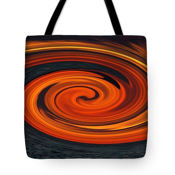 Whirlpool Tote Bag by Aimee L Maher Photography and Art Visit ALMGallerydotcom