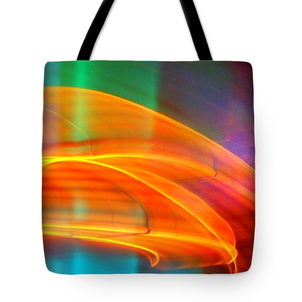 Whirlwind On Venus Tote Bag by James Welch
