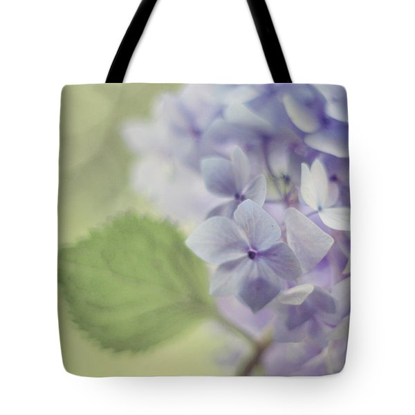 Whisper Tote Bag by Amy Tyler