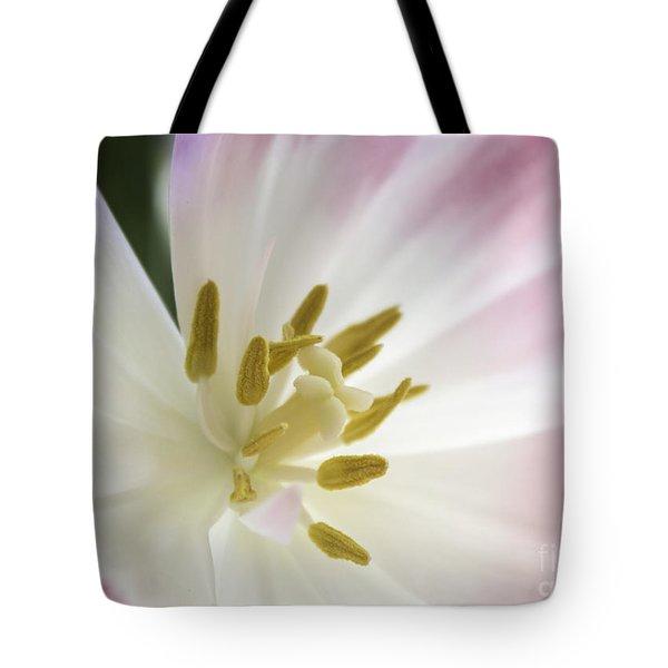 Whisper Of Spring Tote Bag by Arlene Carmel
