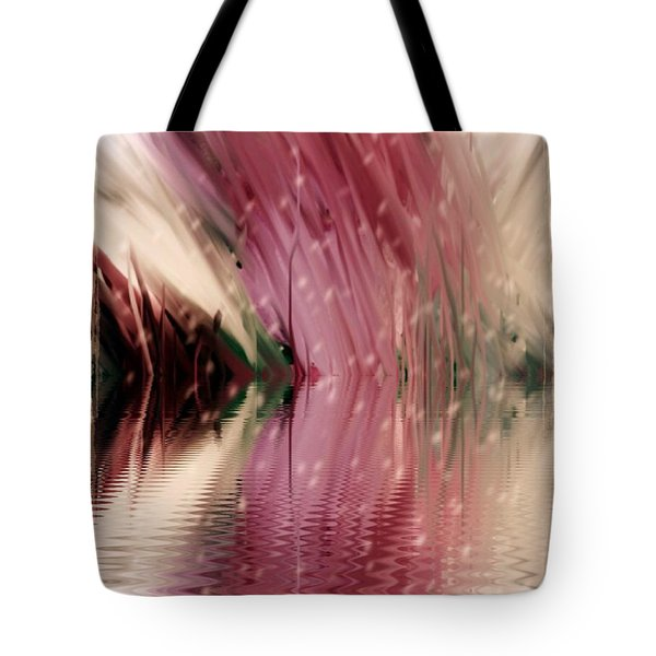 Whisper Wind Tote Bag