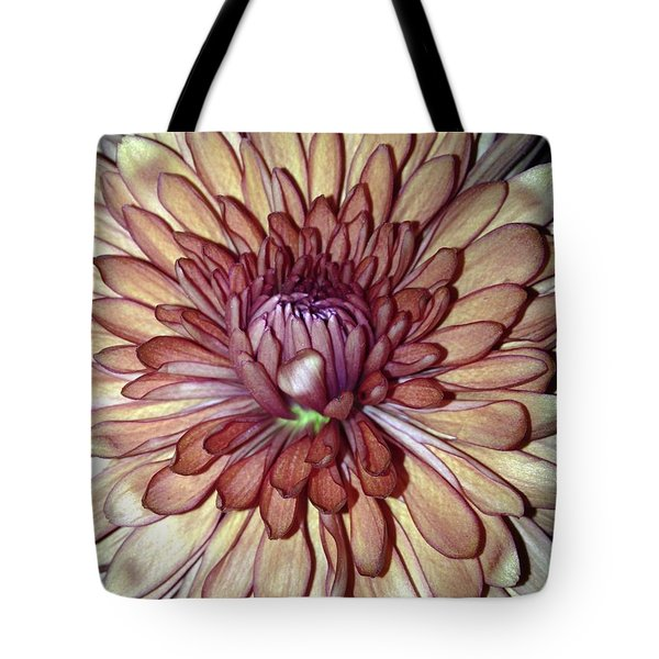Whispering Bud Tote Bag