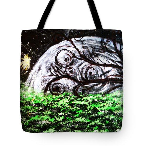Whispering Fairytales Tote Bag