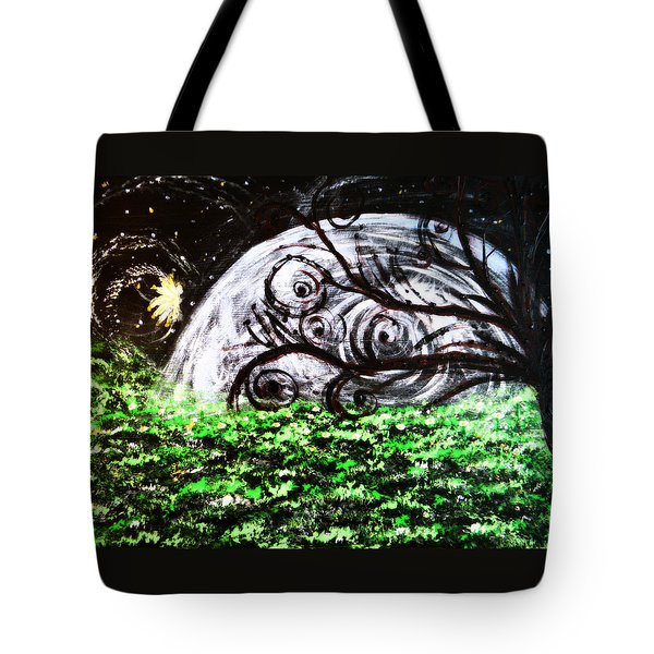 Whispering Fairytales Tote Bag