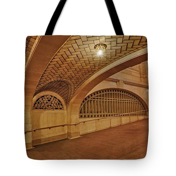 Whispering Gallery Tote Bag by Susan Candelario