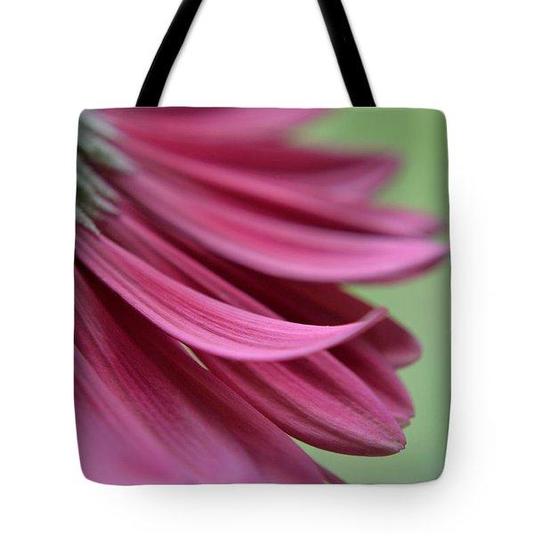 Whispering Petals Tote Bag by Melanie Moraga