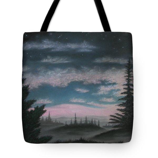 Whispering Pines 02 Tote Bag
