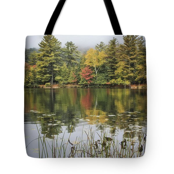 Whispers In The Mist Tote Bag