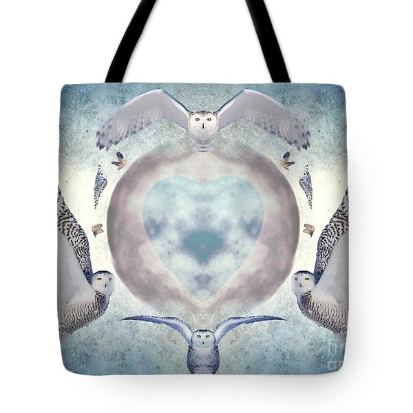 Whispers Of My Imagination Tote Bag by Heather King