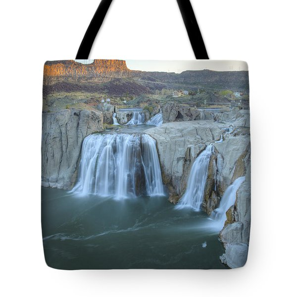 Whispers Of Shoshone Tote Bag