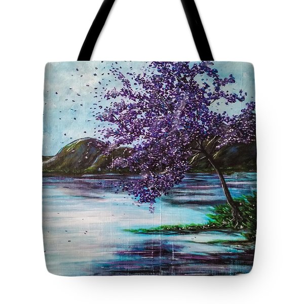 Whispers Of Wishes Tote Bag