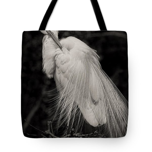 Whispy And Delicate Tote Bag