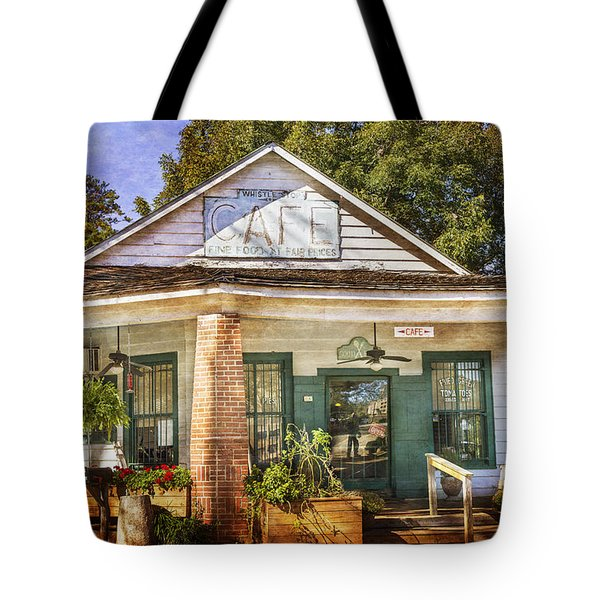 Whistle Stop Cafe Tote Bag