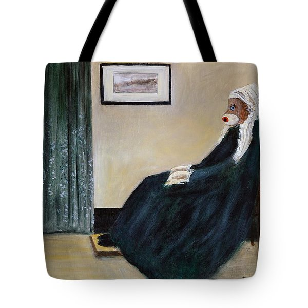 Whistlin Mother Tote Bag