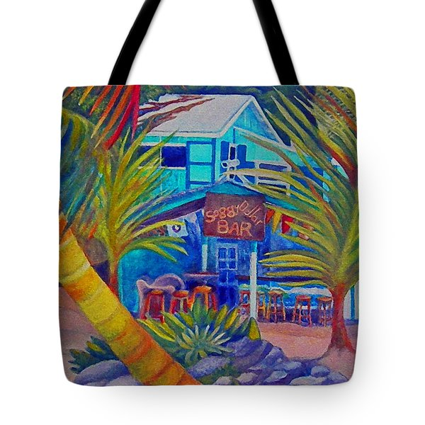 White Bay B.v.i. Tote Bag