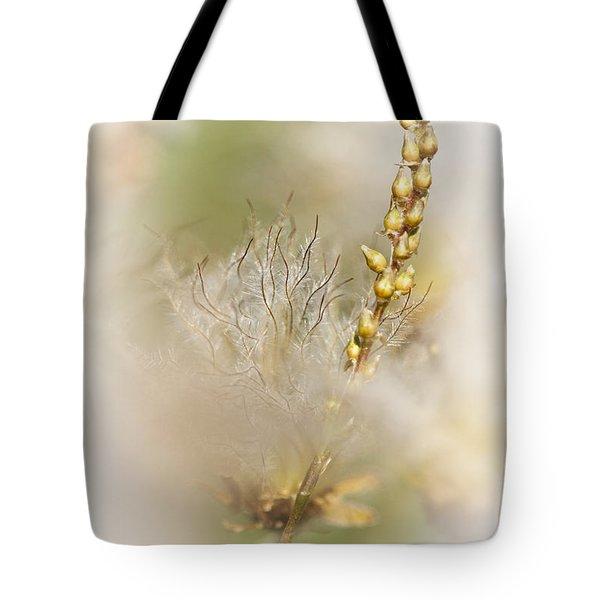 White Dryas  Tote Bag by Heiko Koehrer-Wagner