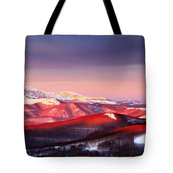 White Heart Tote Bag by Evgeni Dinev